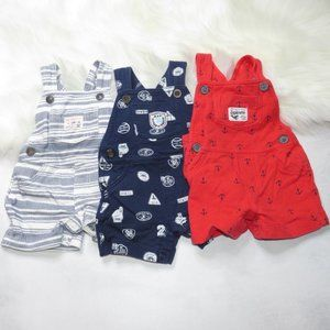 Carter's | Boys 3 Month Overall Set